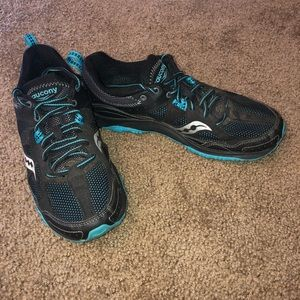 Saucony Women's running shoes, size 9
